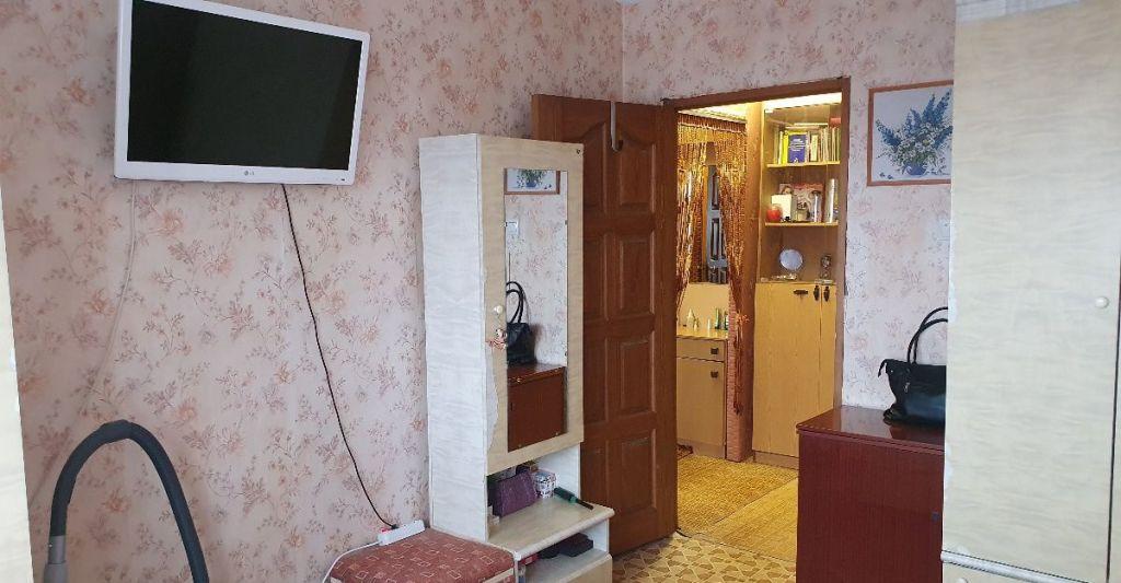 Продажа трёхкомнатной квартиры поселок Глебовский, улица Микрорайон 38, цена 3900000 рублей, 2021 год объявление №355036 на megabaz.ru