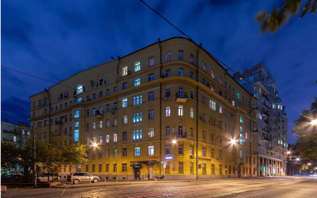 Продажа четырёхкомнатной квартиры Москва, метро Достоевская, площадь Борьбы 15, цена 28500000 рублей, 2020 год объявление №417618 на megabaz.ru