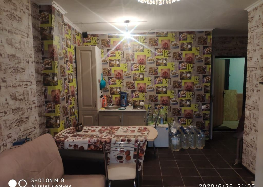 Аренда студии деревня Большие Жеребцы, цена 15000 рублей, 2020 год объявление №1109201 на megabaz.ru