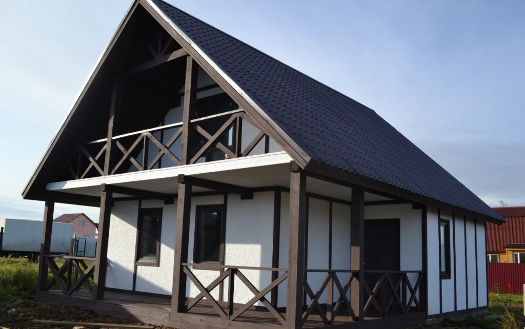 Продажа дома деревня Цибино, цена 2350000 рублей, 2020 год объявление №422524 на megabaz.ru