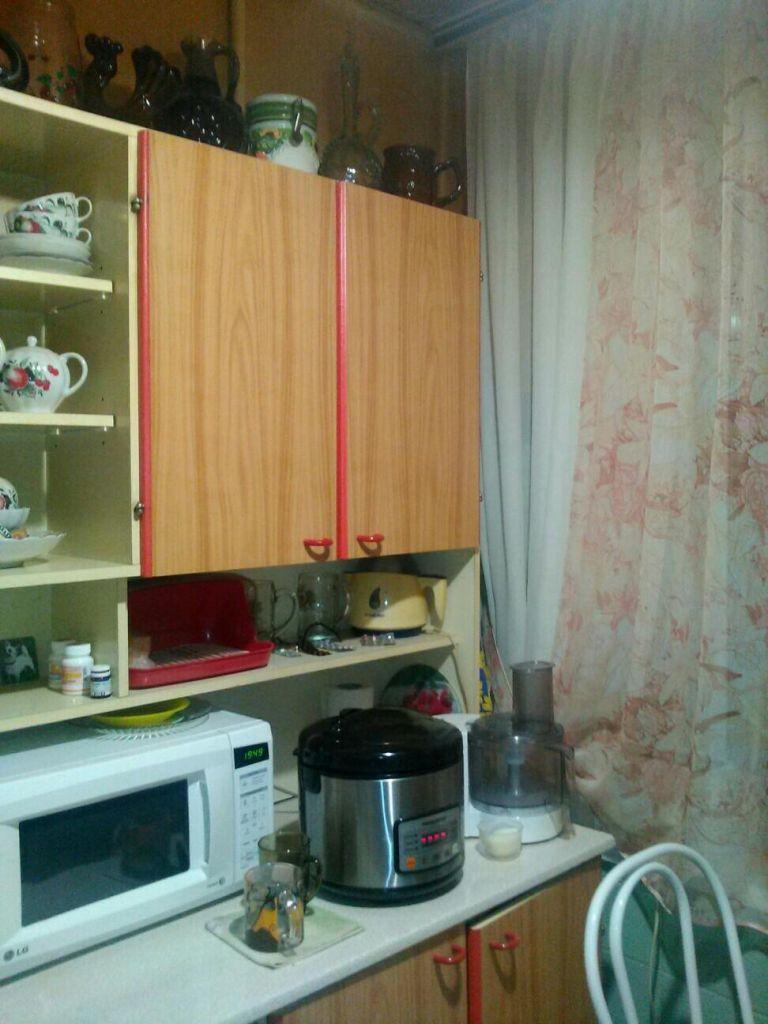 Продажа трёхкомнатной квартиры поселок Глебовский, цена 3400000 рублей, 2021 год объявление №440142 на megabaz.ru