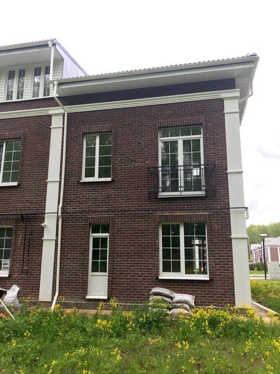 Продажа дома деревня Бережки, цена 16850000 рублей, 2020 год объявление №397595 на megabaz.ru