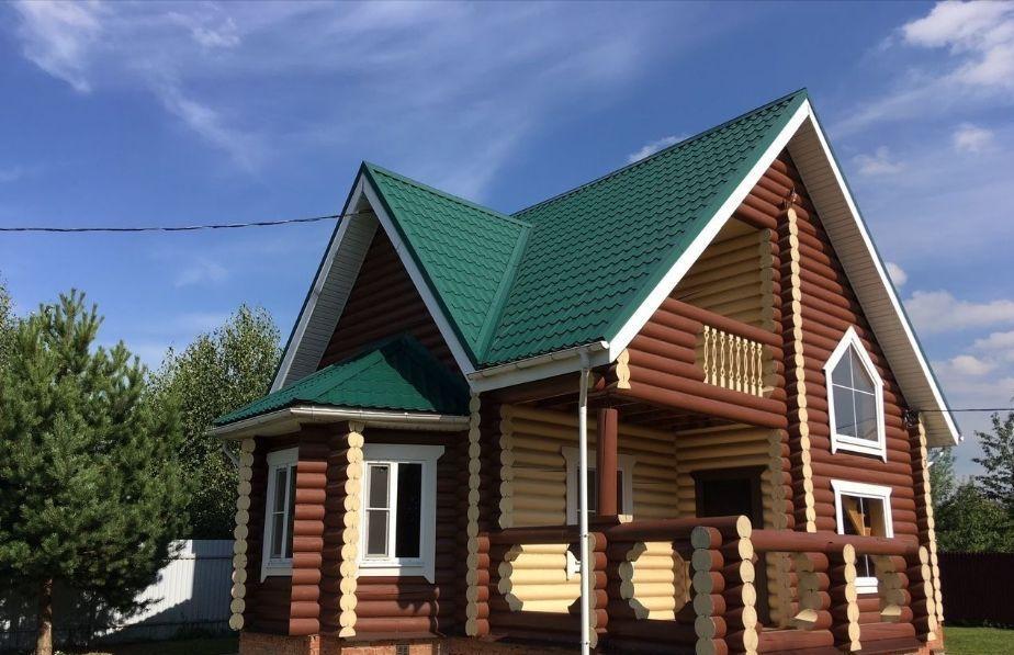 Продажа дома село Никитское, Городская улица, цена 11110000 рублей, 2021 год объявление №487071 на megabaz.ru