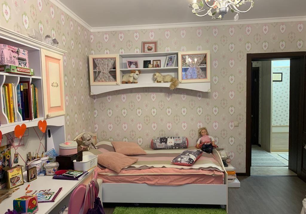 Продажа трёхкомнатной квартиры село Озерецкое, бульвар Радости 22, цена 7200000 рублей, 2021 год объявление №397520 на megabaz.ru