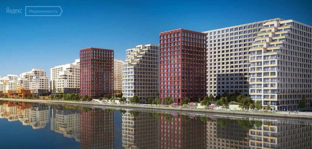 Продажа двухкомнатной квартиры Москва, метро Коломенская, цена 14900000 рублей, 2020 год объявление №397956 на megabaz.ru