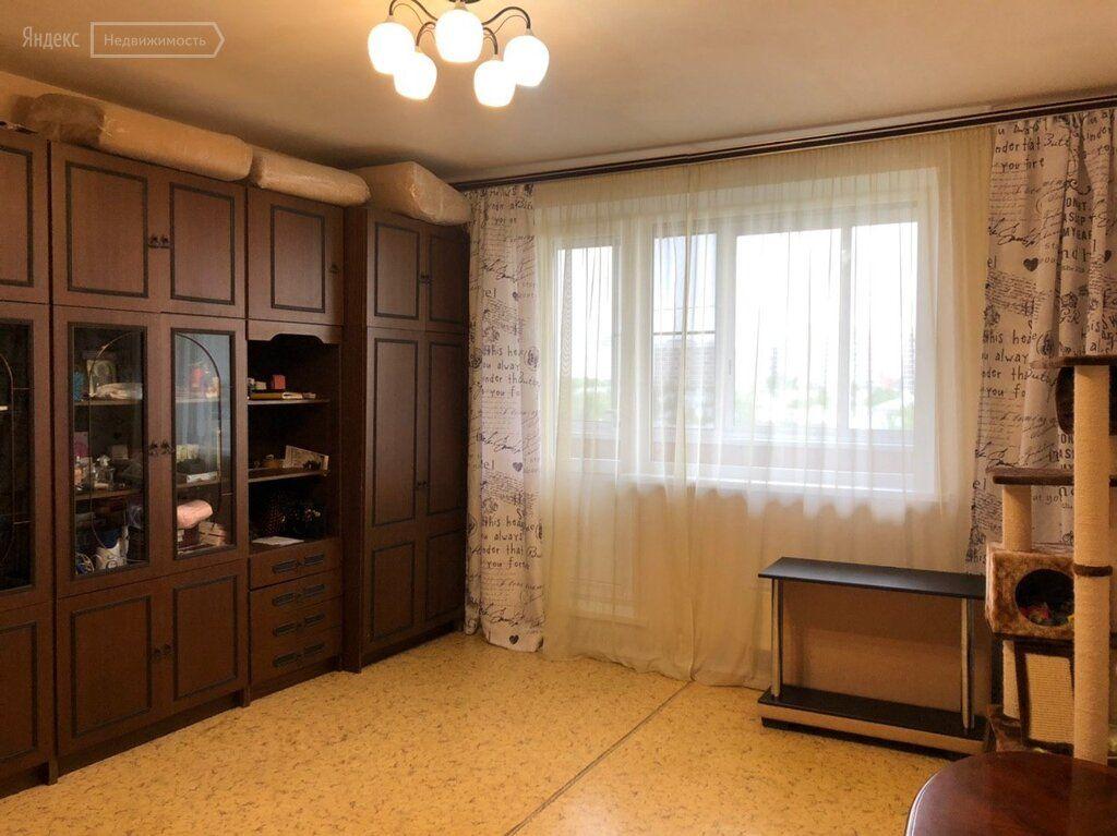 Продажа однокомнатной квартиры Москва, метро Кузьминки, цена 7400000 рублей, 2020 год объявление №404959 на megabaz.ru