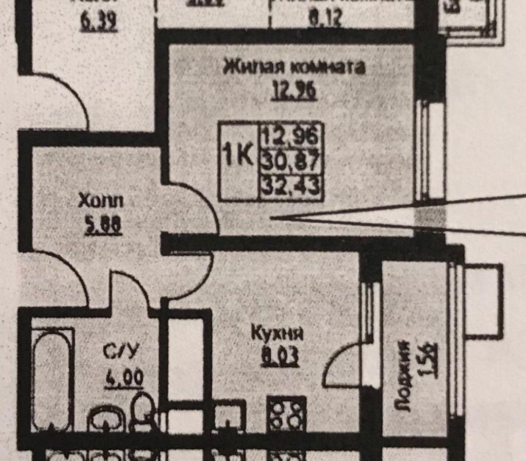 Продажа однокомнатной квартиры Москва, метро Люблино, Цимлянская улица 3к1, цена 7800000 рублей, 2020 год объявление №498805 на megabaz.ru