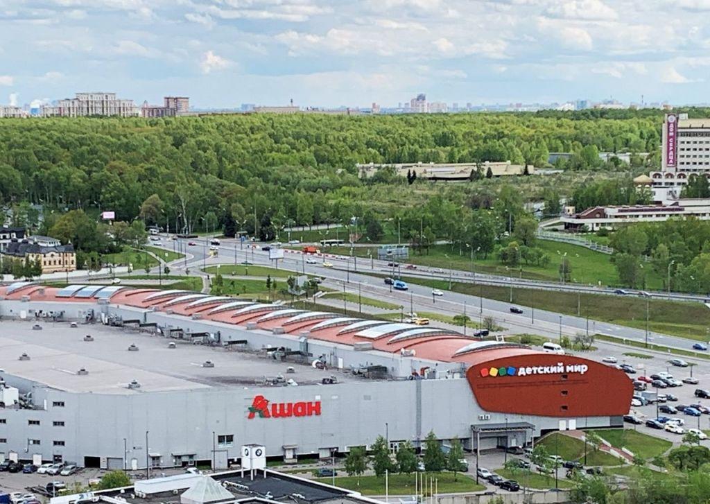 Продажа студии Москва, метро Крылатское, Рублёвское шоссе 70к6, цена 4900000 рублей, 2020 год объявление №399822 на megabaz.ru
