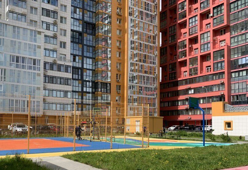 Продажа студии Москва, метро Крылатское, Рублёвское шоссе 70к6, цена 3750000 рублей, 2020 год объявление №397792 на megabaz.ru