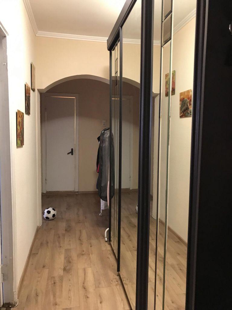 Продажа трёхкомнатной квартиры поселок ВНИИССОК, цена 800000 рублей, 2020 год объявление №434561 на megabaz.ru