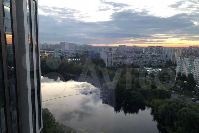 Аренда однокомнатной квартиры Москва, метро Коломенская, Корабельная улица 6, цена 70000 рублей, 2021 год объявление №1357911 на megabaz.ru