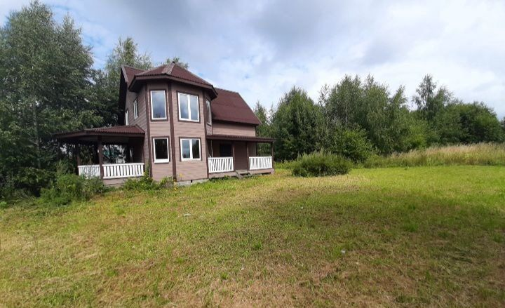 Продажа дома деревня Рогачёво, цена 1890000 рублей, 2020 год объявление №505011 на megabaz.ru