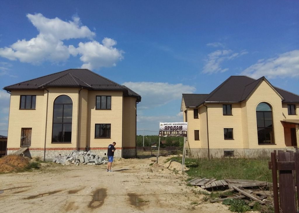 Продажа дома деревня Васькино, цена 4750000 рублей, 2021 год объявление №471224 на megabaz.ru