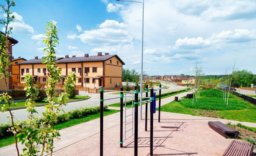 Продажа однокомнатной квартиры деревня Шолохово, улица Экодолье, цена 4500000 рублей, 2020 год объявление №503849 на megabaz.ru
