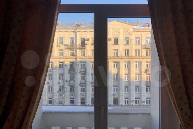 Аренда трёхкомнатной квартиры Москва, метро Тверская, Тверская улица 15, цена 125000 рублей, 2021 год объявление №1297158 на megabaz.ru