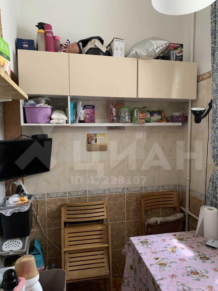 Продажа двухкомнатной квартиры Москва, метро Красные ворота, Фурманный переулок 7, цена 18000000 рублей, 2020 год объявление №403667 на megabaz.ru
