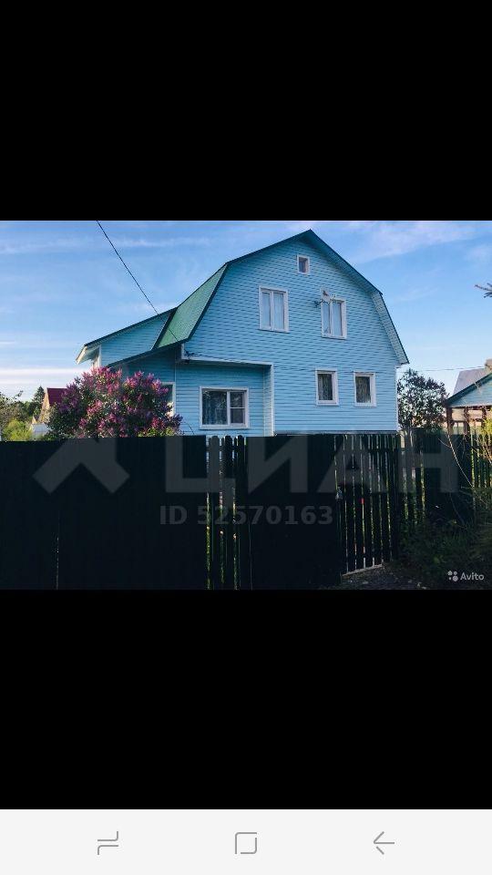 Продажа дома СНТ Заозёрный, Ивантеевская улица 9, цена 720000 рублей, 2020 год объявление №398753 на megabaz.ru