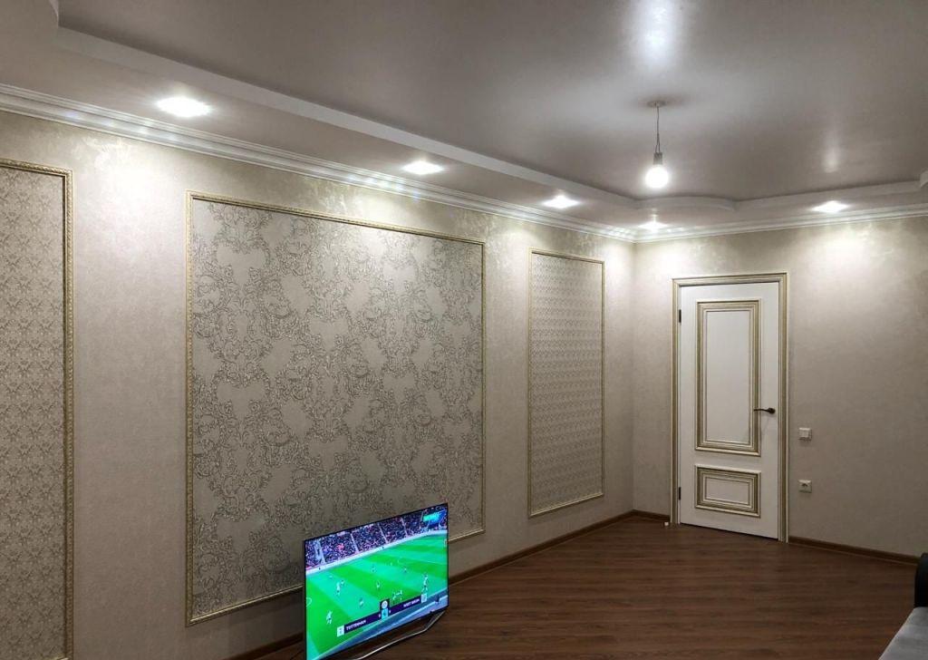 Продажа двухкомнатной квартиры поселок Мебельной фабрики, Заречная улица, цена 9999990 рублей, 2021 год объявление №370560 на megabaz.ru