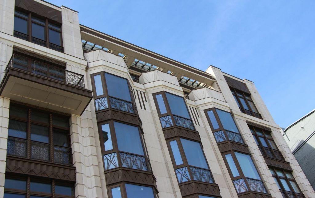 Продажа трёхкомнатной квартиры Москва, метро Кропоткинская, Всеволожский переулок 5, цена 139645776 рублей, 2020 год объявление №384761 на megabaz.ru