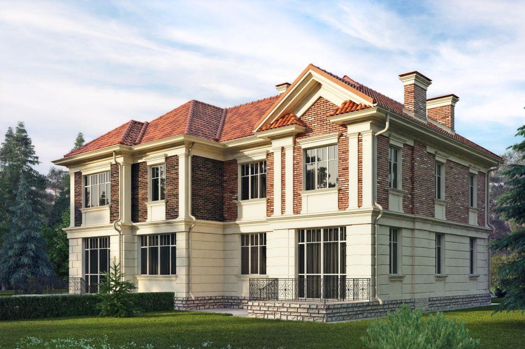 Продажа дома село Жаворонки, 5-я Советская улица, цена 12000000 рублей, 2021 год объявление №450778 на megabaz.ru