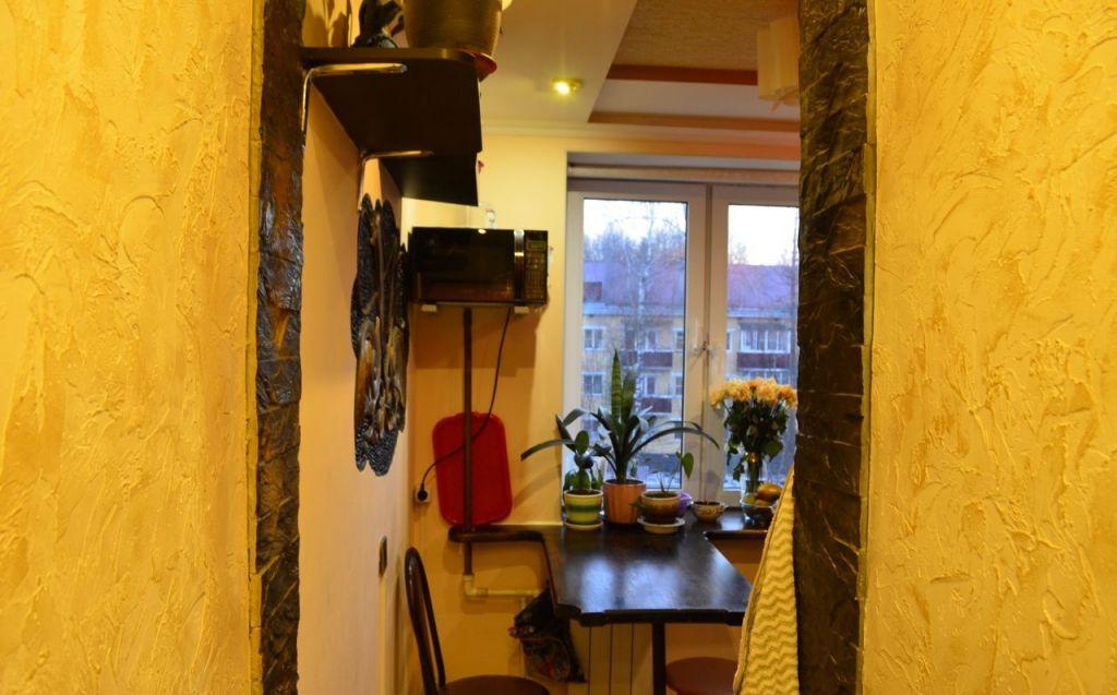 Продажа однокомнатной квартиры рабочий посёлок Селятино, Клубная улица 26, цена 3500000 рублей, 2021 год объявление №399301 на megabaz.ru
