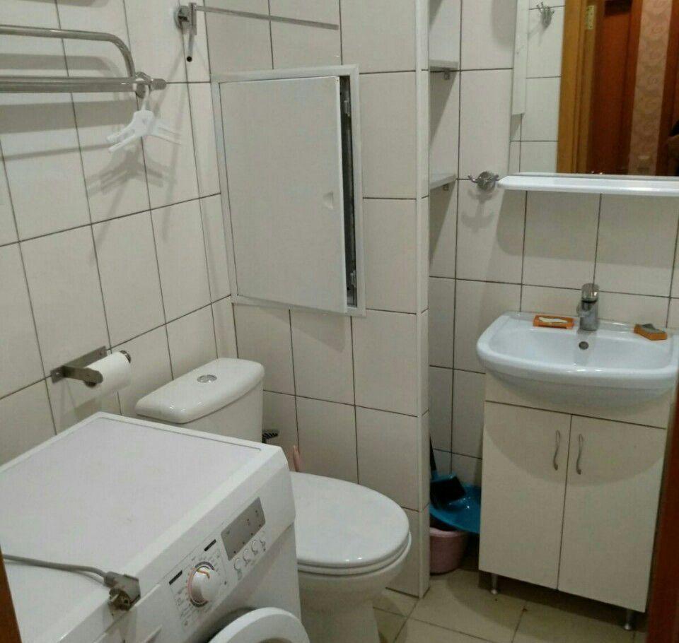 Аренда двухкомнатной квартиры деревня Мотяково, цена 22000 рублей, 2021 год объявление №1160470 на megabaz.ru