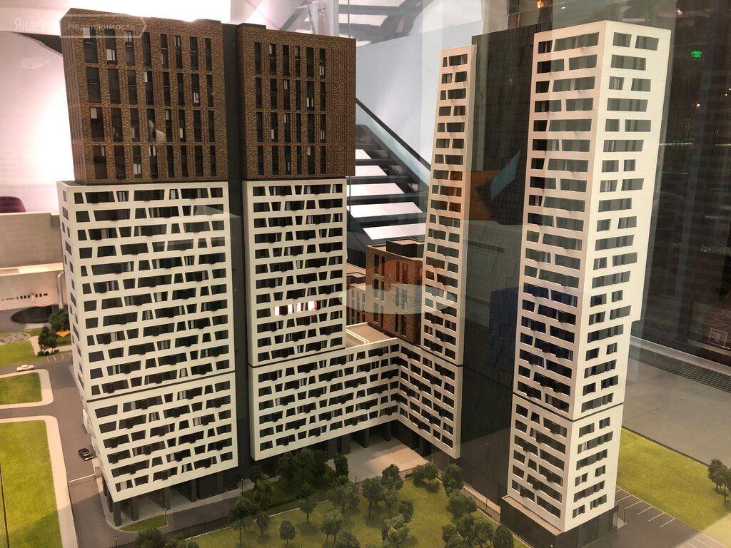 Продажа двухкомнатной квартиры Москва, метро Полежаевская, цена 12990000 рублей, 2020 год объявление №399235 на megabaz.ru