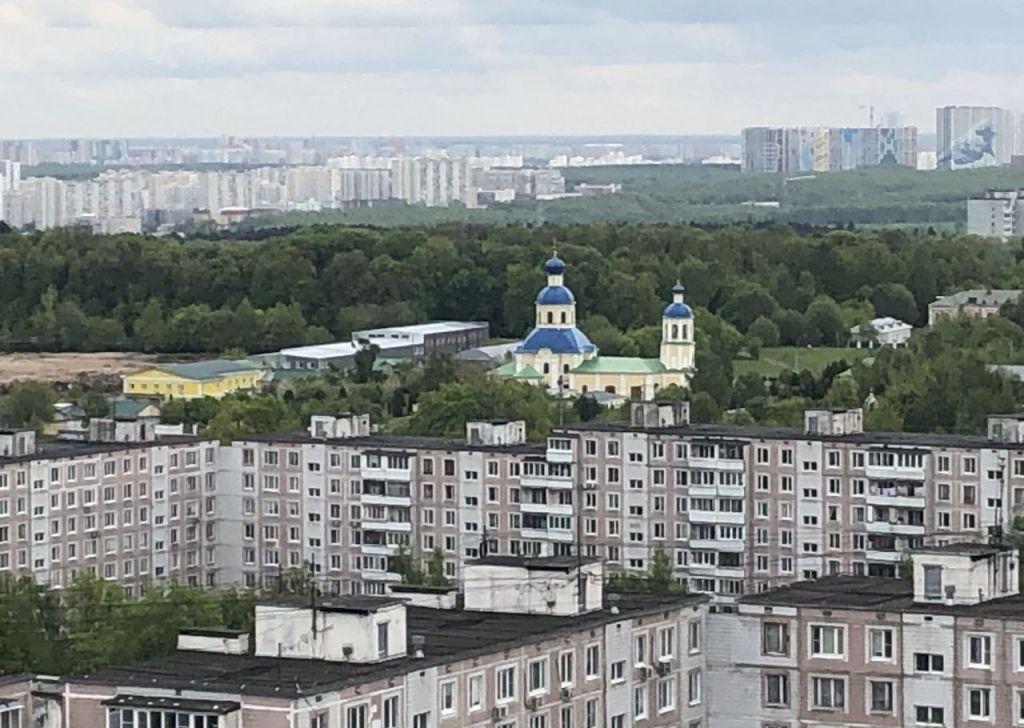 Продажа двухкомнатной квартиры Москва, метро Ясенево, Литовский бульвар 15к1, цена 12500000 рублей, 2020 год объявление №399342 на megabaz.ru