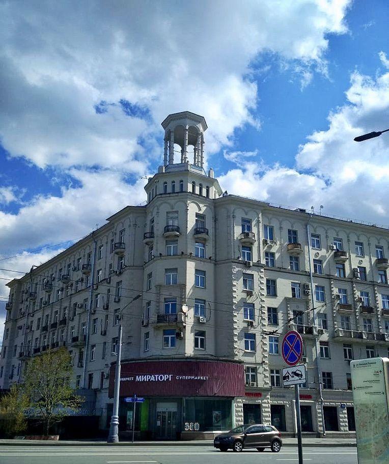Продажа трёхкомнатной квартиры Москва, метро Третьяковская, улица Большая Полянка 1/3, цена 13670000 рублей, 2021 год объявление №399753 на megabaz.ru
