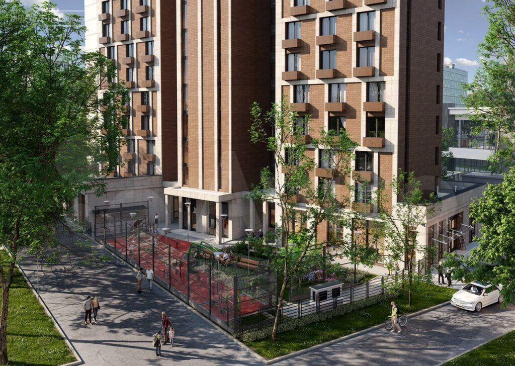 Продажа двухкомнатной квартиры Москва, метро Семеновская, цена 22300000 рублей, 2021 год объявление №694154 на megabaz.ru