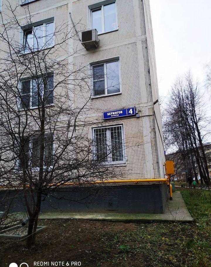 Продажа трёхкомнатной квартиры Москва, метро Свиблово, Берингов проезд 4, цена 10000000 рублей, 2020 год объявление №448375 на megabaz.ru