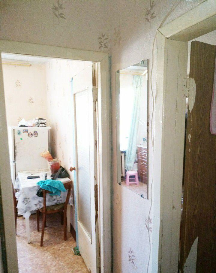 Продажа однокомнатной квартиры поселок Кировский, цена 1000000 рублей, 2020 год объявление №399705 на megabaz.ru
