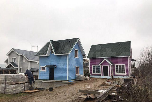 Продажа дома поселок Старый Городок, цена 7000000 рублей, 2021 год объявление №543121 на megabaz.ru