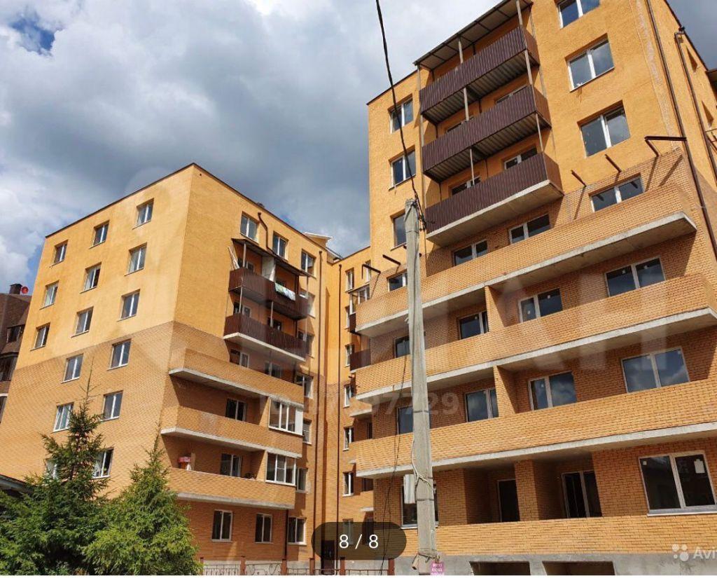 Продажа однокомнатной квартиры деревня Бородино, Варшавское шоссе 78, цена 2980000 рублей, 2020 год объявление №482192 на megabaz.ru
