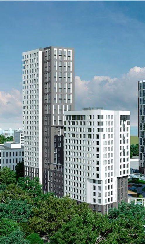 Продажа двухкомнатной квартиры Москва, метро Водный стадион, цена 11700000 рублей, 2020 год объявление №400154 на megabaz.ru