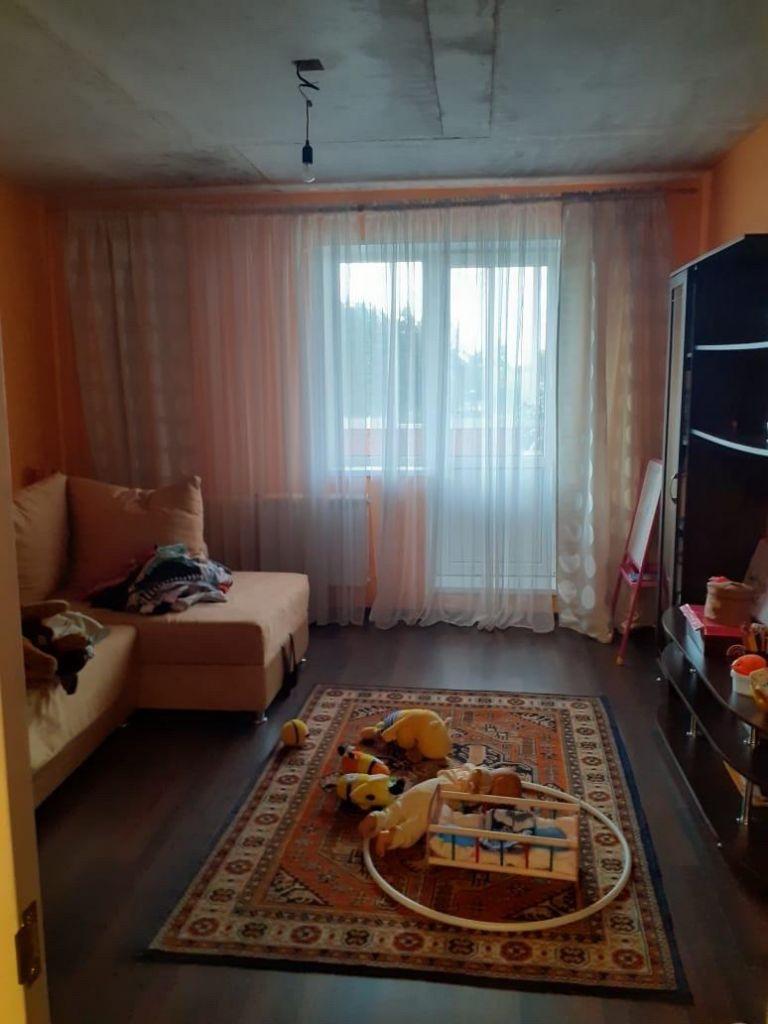 Продажа трёхкомнатной квартиры село Рождествено, Сиреневый бульвар 1, цена 6500 рублей, 2021 год объявление №497051 на megabaz.ru