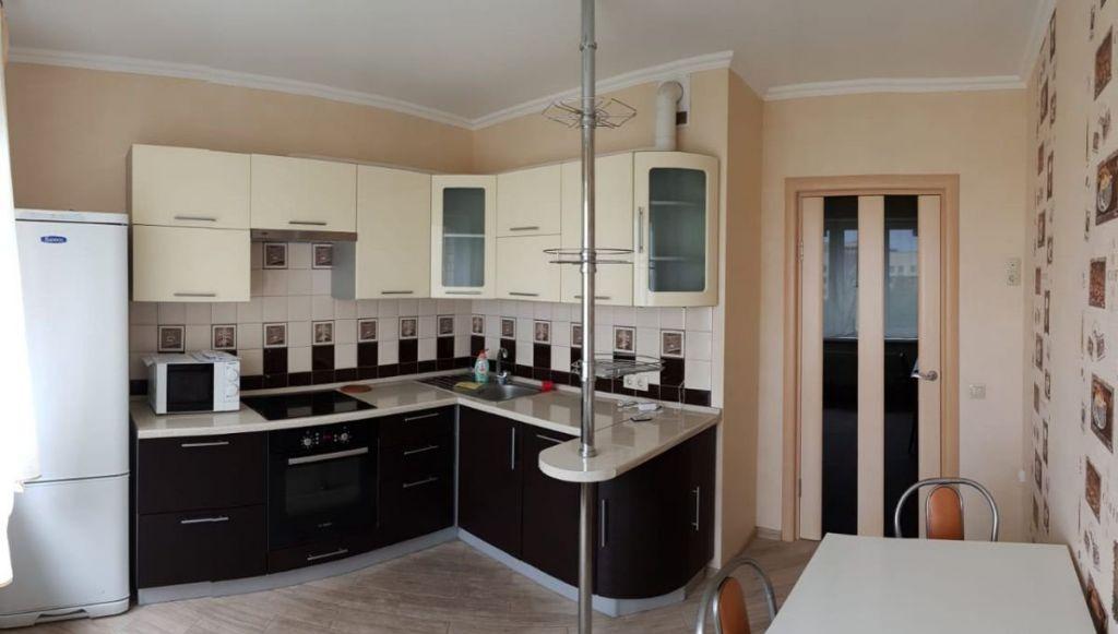 Аренда однокомнатной квартиры поселок Мебельной фабрики, Заречная улица 1А, цена 28000 рублей, 2021 год объявление №999361 на megabaz.ru