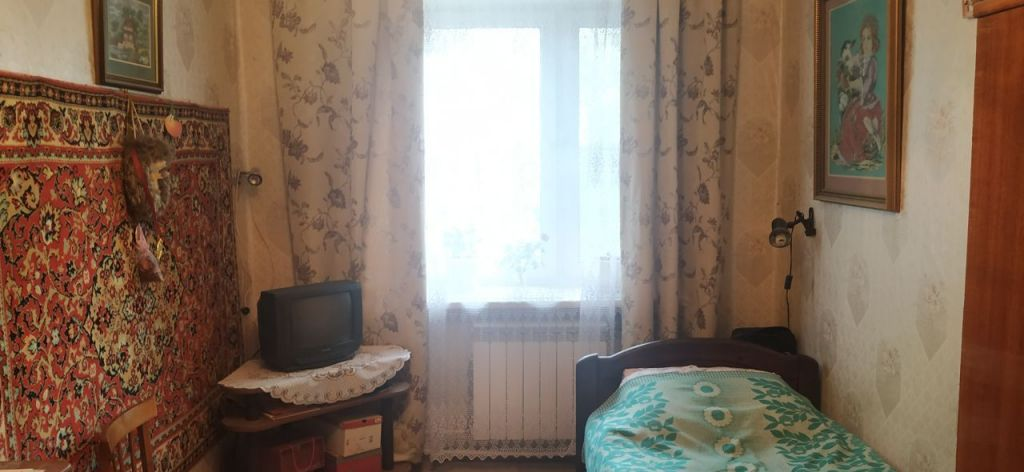 Продажа двухкомнатной квартиры село Строкино, цена 3350000 рублей, 2021 год объявление №520438 на megabaz.ru
