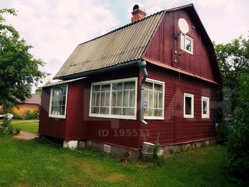 Продажа дома СДТ Малиновка, Заозёрная улица, цена 3000000 рублей, 2021 год объявление №366613 на megabaz.ru