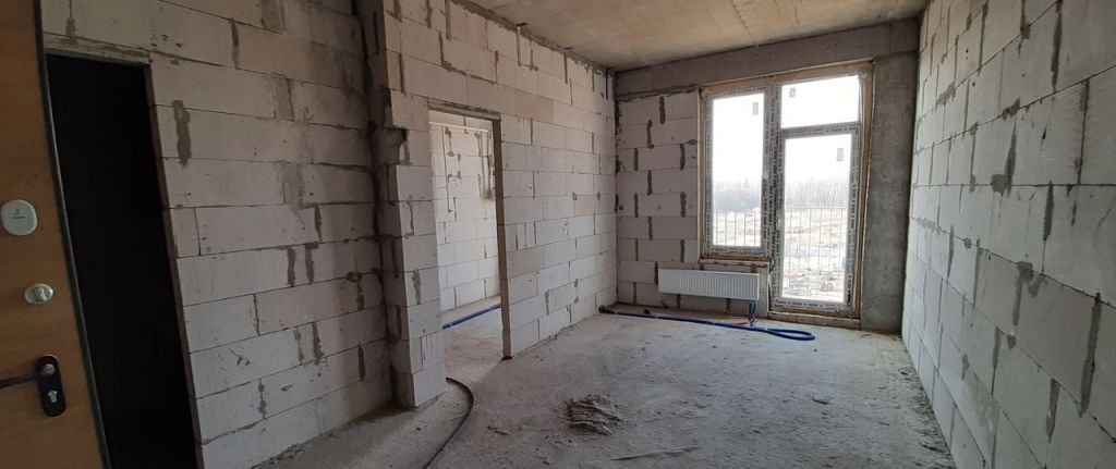 Продажа однокомнатной квартиры поселок Мещерино, цена 2650000 рублей, 2020 год объявление №435595 на megabaz.ru