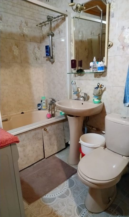 Продажа трёхкомнатной квартиры поселок Реммаш, улица Мира 4, цена 2200000 рублей, 2021 год объявление №435512 на megabaz.ru