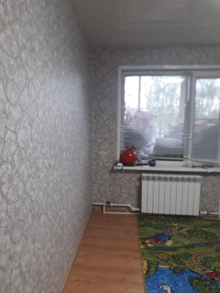 Продажа двухкомнатной квартиры село Растуново, улица Заря 8, цена 2750000 рублей, 2020 год объявление №406535 на megabaz.ru