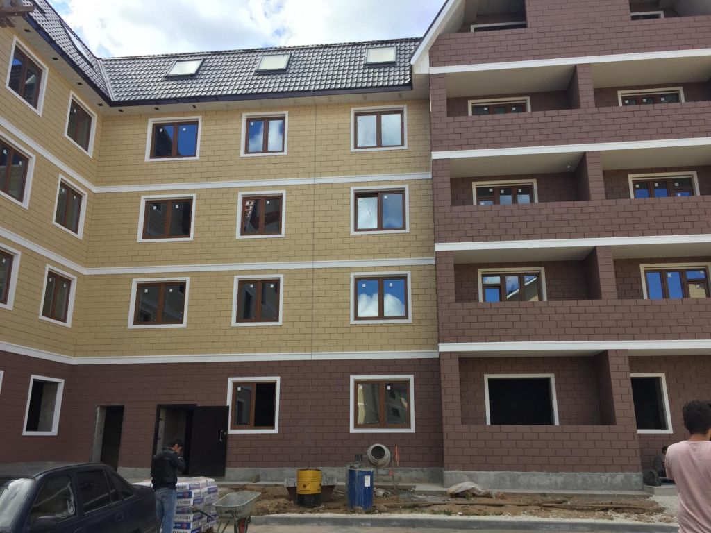Продажа однокомнатной квартиры село Озерецкое, бульвар Радости 27, цена 2200000 рублей, 2021 год объявление №411407 на megabaz.ru