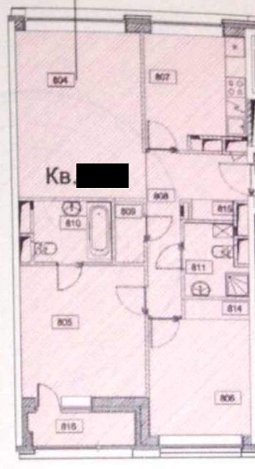Продажа трёхкомнатной квартиры поселок Отрадное, метро Пятницкое шоссе, Лесная улица 16, цена 11500000 рублей, 2020 год объявление №483773 на megabaz.ru