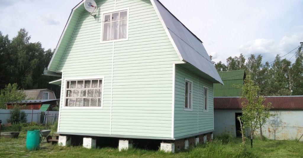 Продажа дома деревня Верейка, цена 700000 рублей, 2021 год объявление №396758 на megabaz.ru