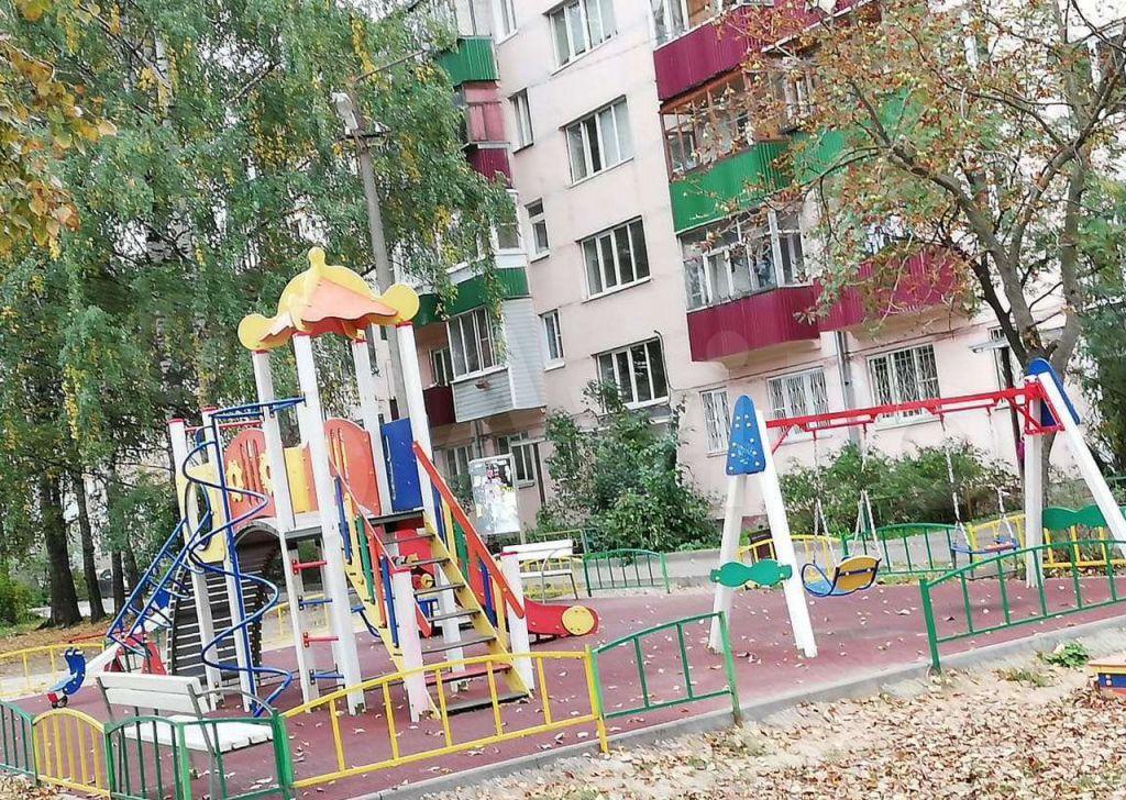 Продажа однокомнатной квартиры Куровское, Советская улица 82, цена 2150000 рублей, 2021 год объявление №693708 на megabaz.ru