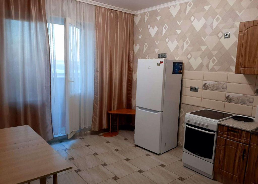 Аренда однокомнатной квартиры поселок Мебельной фабрики, Заречная улица 1, цена 32000 рублей, 2020 год объявление №1194887 на megabaz.ru