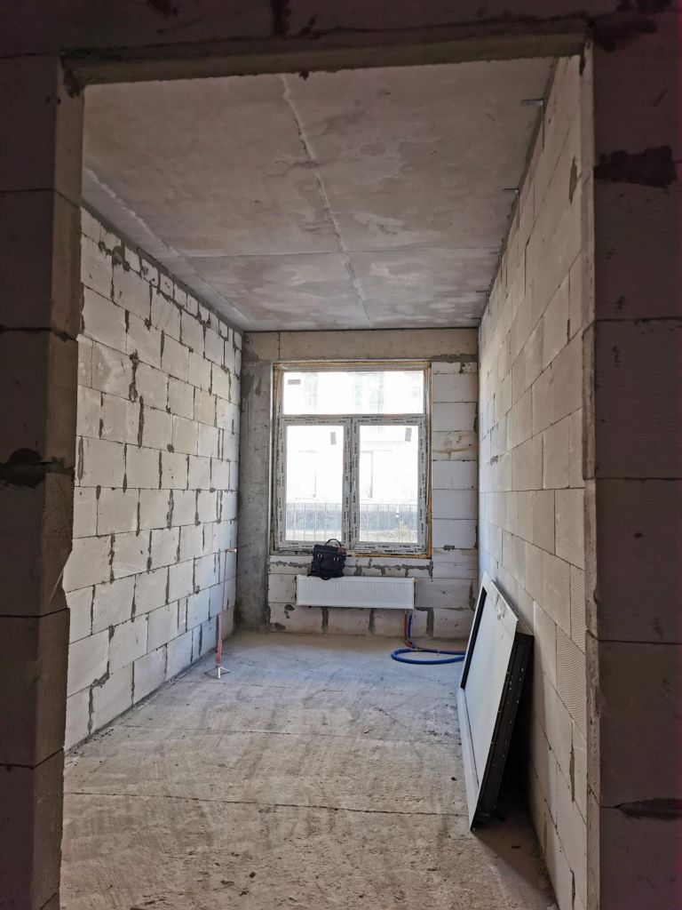 Продажа однокомнатной квартиры поселок Мещерино, цена 4000000 рублей, 2021 год объявление №401912 на megabaz.ru