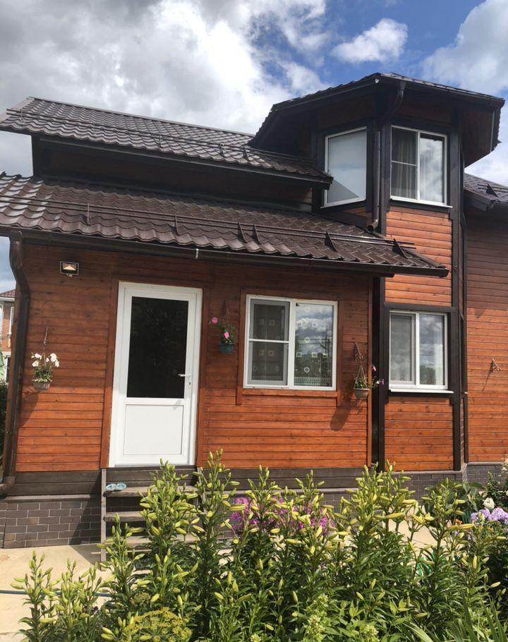 Продажа дома деревня Манушкино, Ступинская улица 4, цена 7800000 рублей, 2020 год объявление №404723 на megabaz.ru