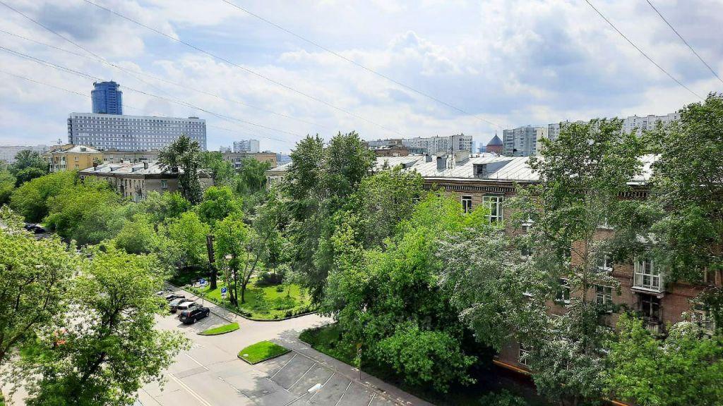 Продажа двухкомнатной квартиры Москва, метро Рижская, улица Верземнека 6, цена 10700000 рублей, 2020 год объявление №445522 на megabaz.ru